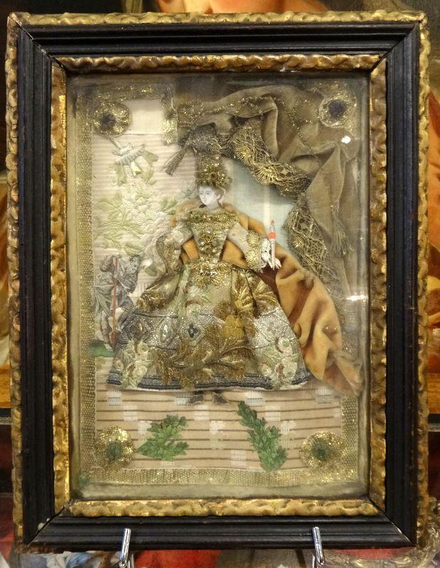 Tableau En Relief : tableau en relief epoque xviii me si cle deco maison ~ Melissatoandfro.com Idées de Décoration