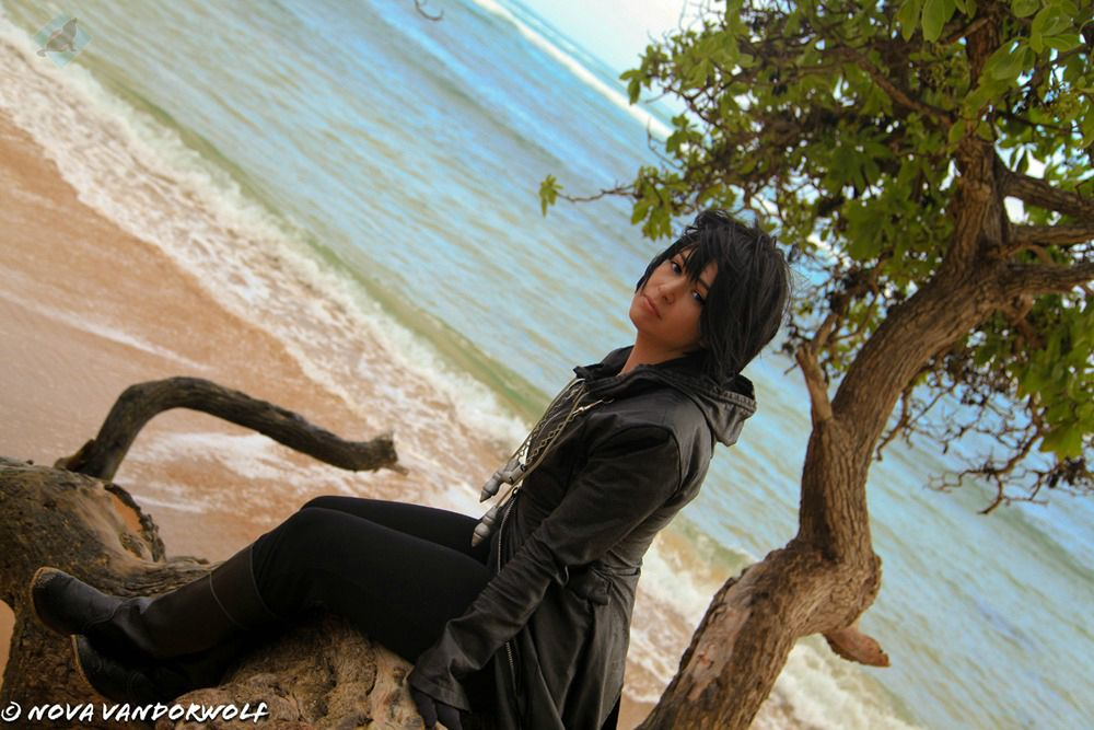 Xion - Can you hear my call? by Achico-Xion on DeviantArt
