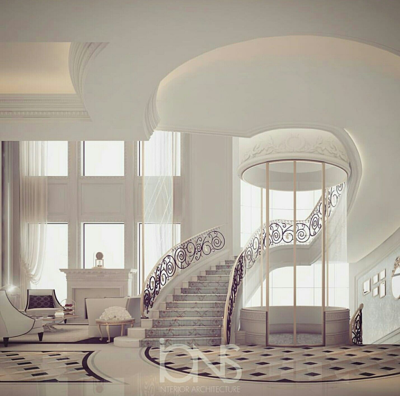 Modern architecture..grand entrance..interior design | houses ...
