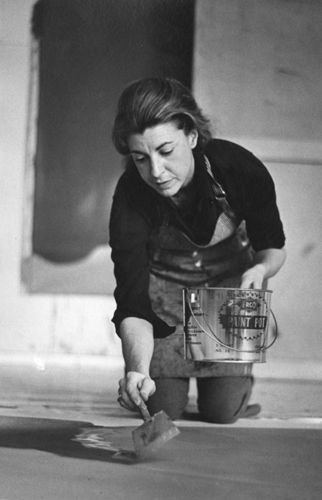 helen frankenthaler est une artiste peintre am ricaine appartenant au mouvement de l. Black Bedroom Furniture Sets. Home Design Ideas