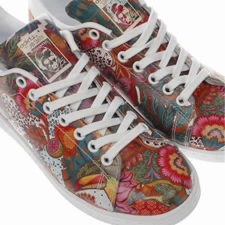 adidas women's stan smith floral