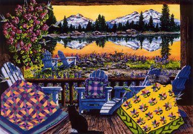 """Day's End"" by Diane Phalen"