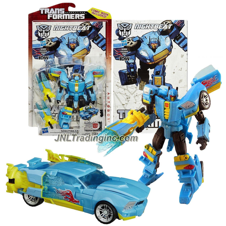 Hasbro Transformers Generations Thrilling 30 Series Deluxe Class 5  # Plasma De Luxe