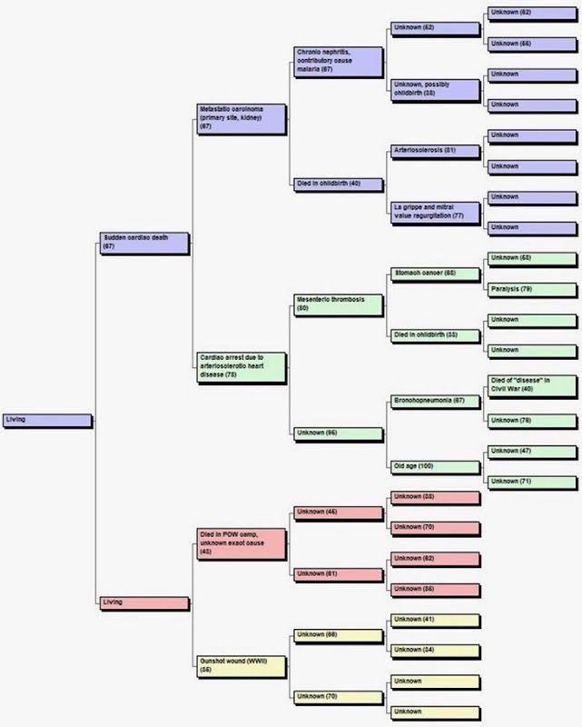 Non Profit Organizational Chart The Last Years Of Oscar Nominations