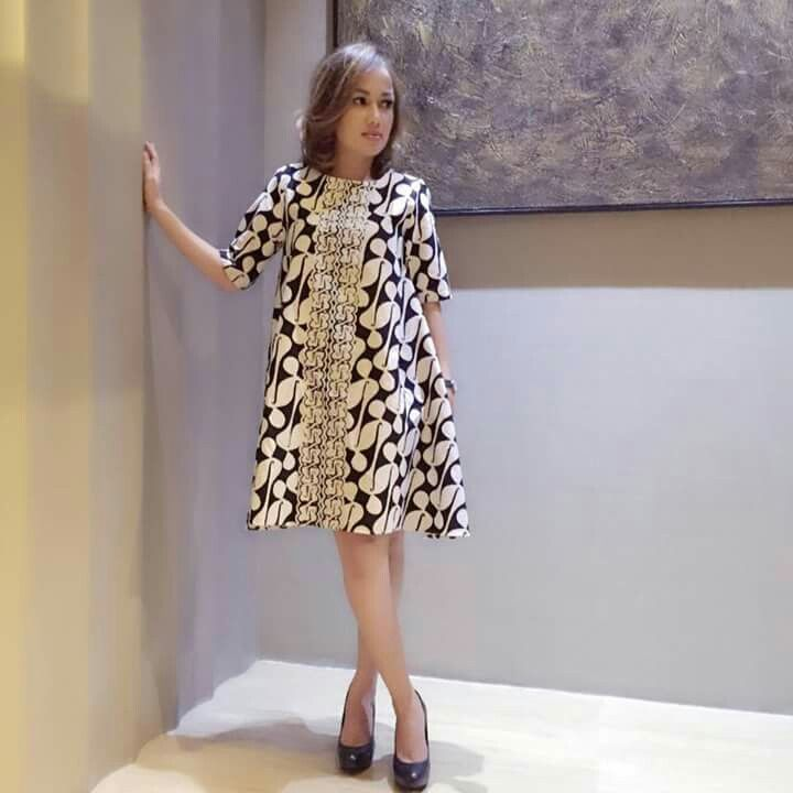 Model Baju Batik Semi Formal: Forbidden Batik Named Parang Barong, That Only Worn By The
