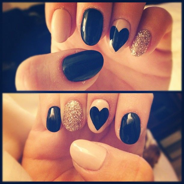 TOO CUTE!!! If only I could get the heart to look as good : /