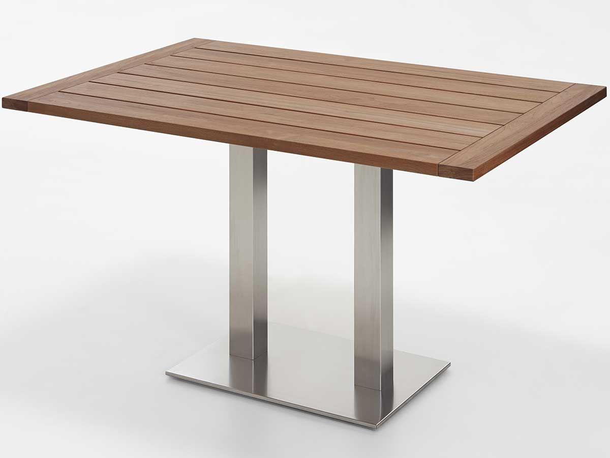 Niehoff Klapptisch Bistro Nick120 Thermoesche Kaufen Im Borono Online Shop Niehoff Sitzmobel Gartentisch Holz Tisch