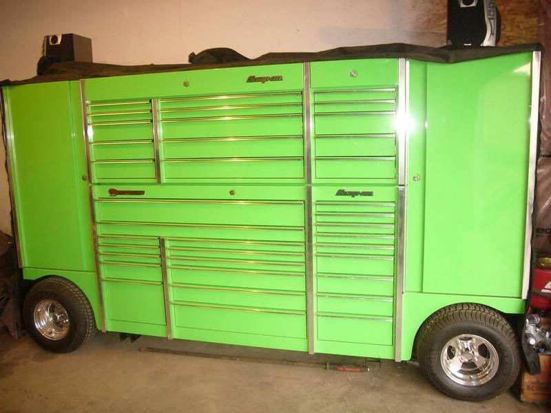 Snap On Pit Wagon Tool Box The Wagon