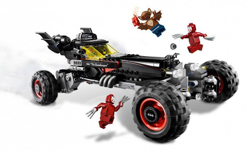 LEGO 70905 Batman De Batmobile Batmobile, Lego super