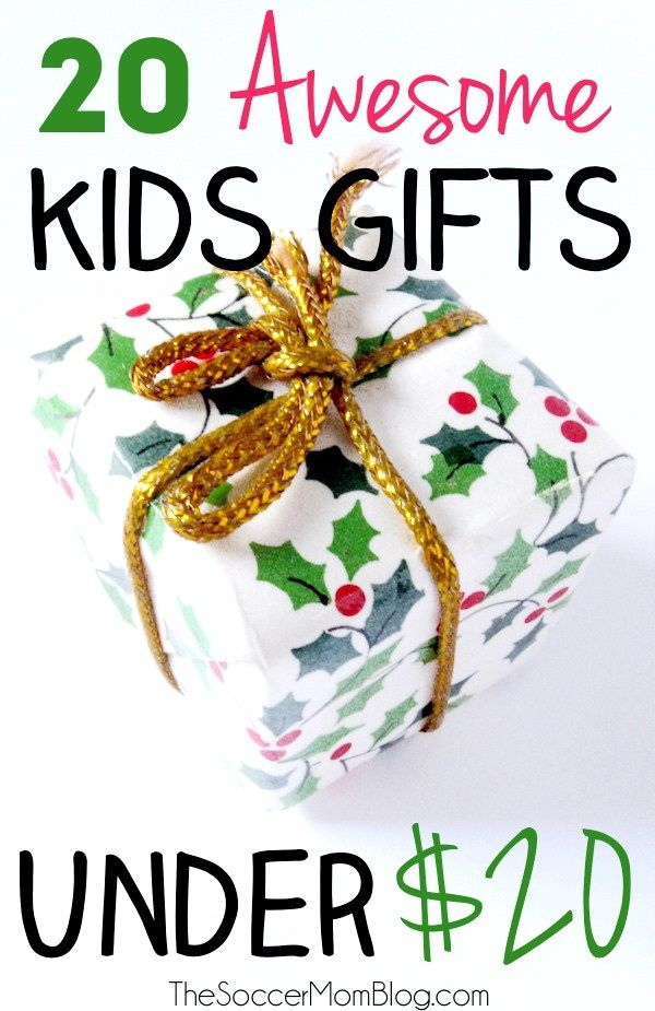 Some Of Our Favorite Toys And Have Been Surprisingly Inexpensive This Is A List 20 Awesome Kids Gifts Under Dollars For All Ages