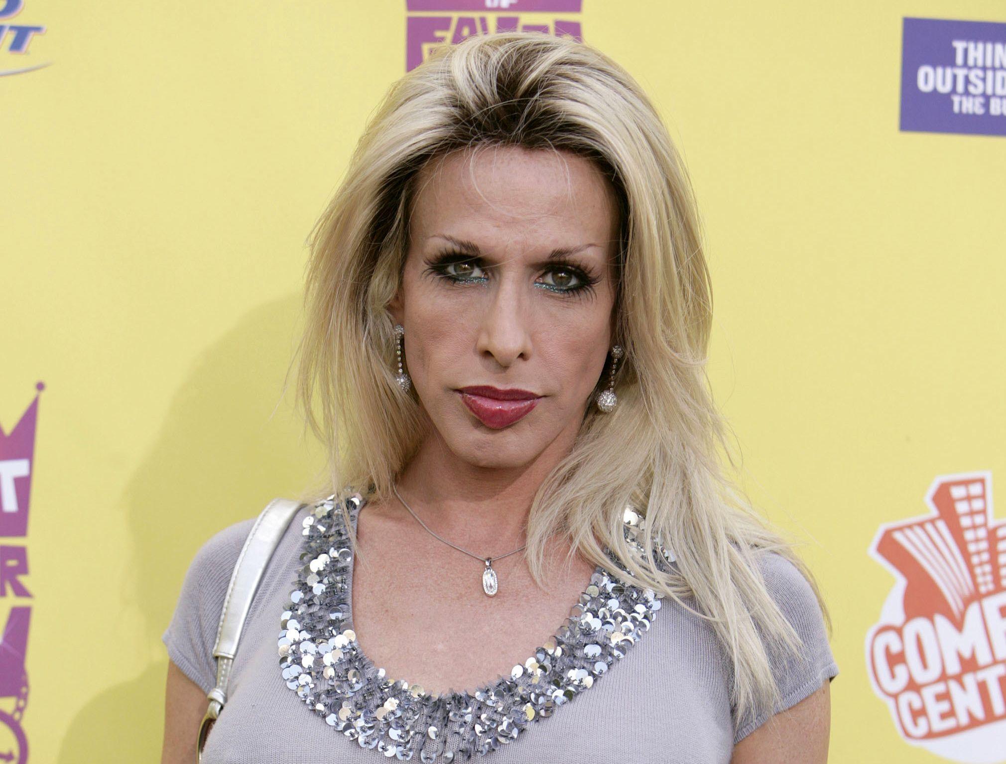 Los Angeles Ap Alexis Arquette La Actriz Transexual De Caracter Y Hermana