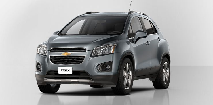 Chevy Trax Cyber Grey Metallic Chevrolet Trax Dream Cars Trax