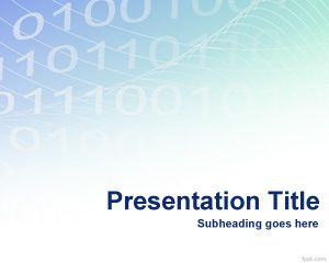 Free binary powerpoint template background with light colors free binary powerpoint template background with light colors toneelgroepblik Image collections