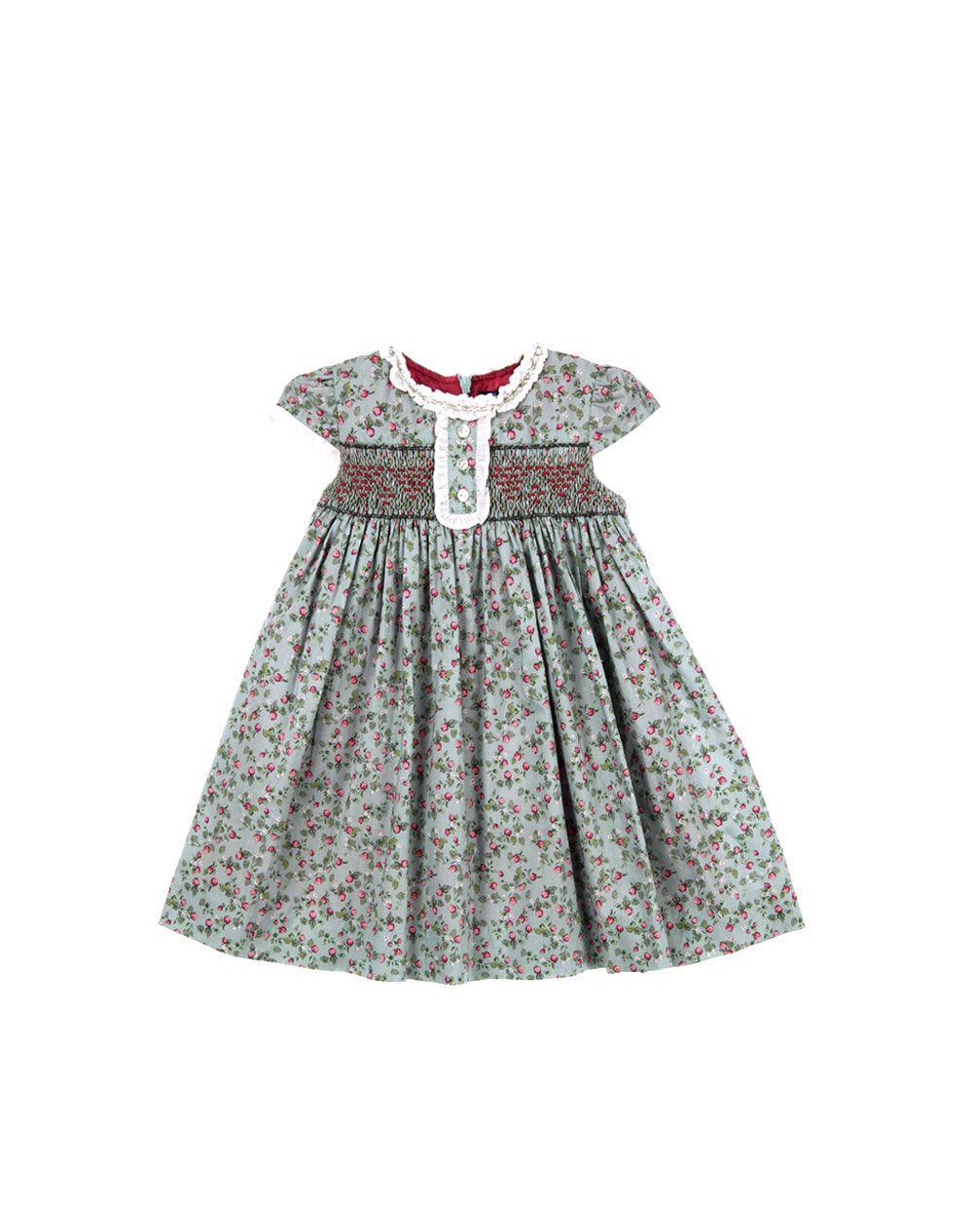c3bb246b7 Vestido de niña Tizzas - Niña - Vestidos - El Corte Inglés - Moda ...