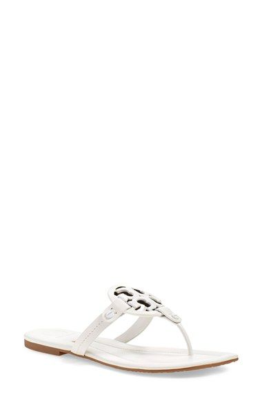 c5b26cffc175 Tory Burch  Miller 2  Logo Sandal (Women) available at  Nordstrom ...