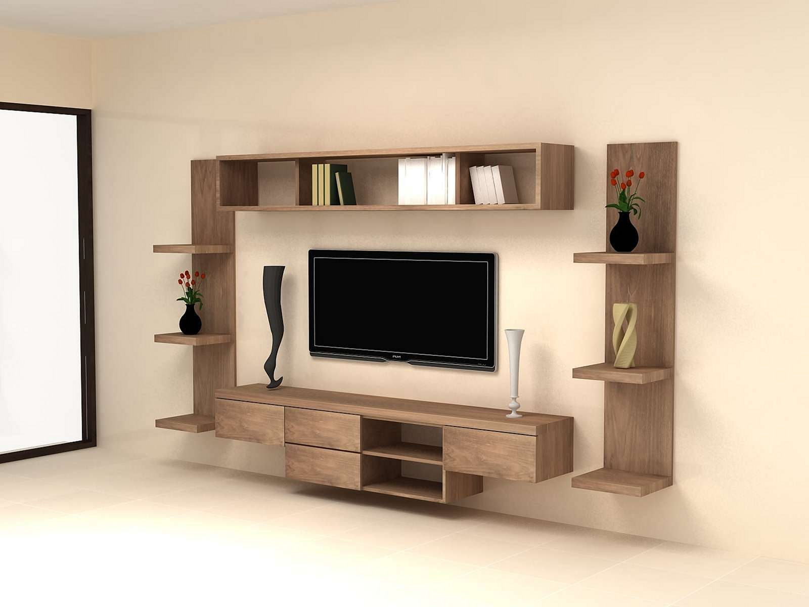 49 Affordable Wooden Tv Stands Design Ideas With Storage Modern