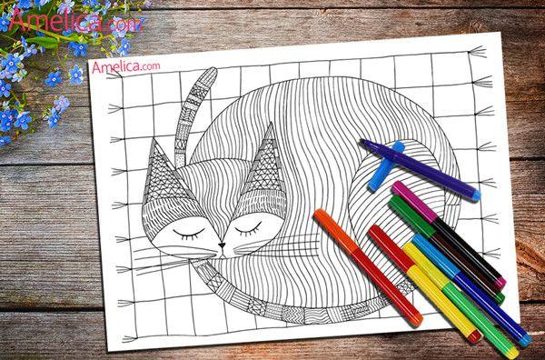 раскраски арт-терапия скачать бесплатно для взрослых | Grid