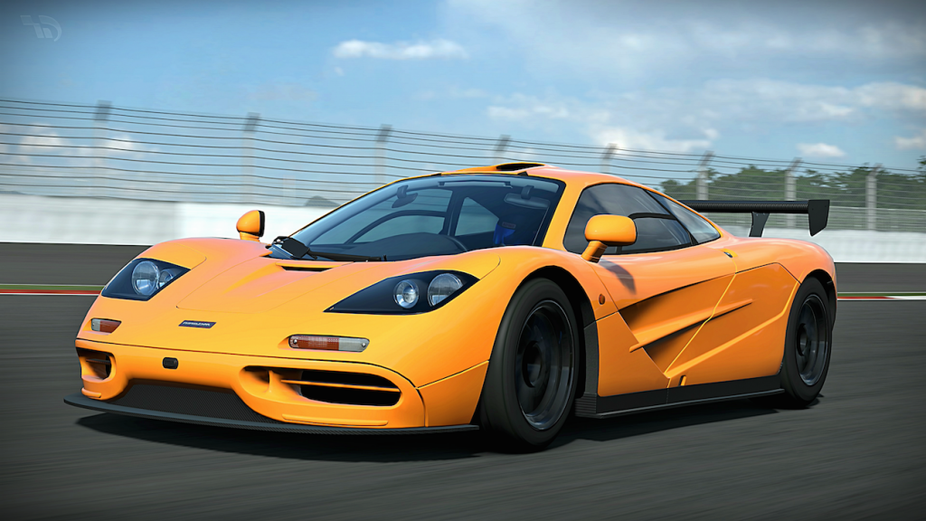 McLaren F The Ultimate Sports Car Exotic Car List McLaren F - List of sports cars