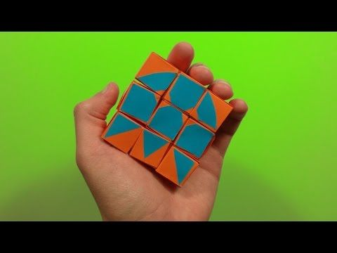 How To Make an Origami Magic Rose Cube (Valerie Vann) - YouTube | 360x480