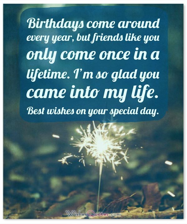 Birthday Quotes Lost Friends: 100+ Amazing Birthday Wishes For