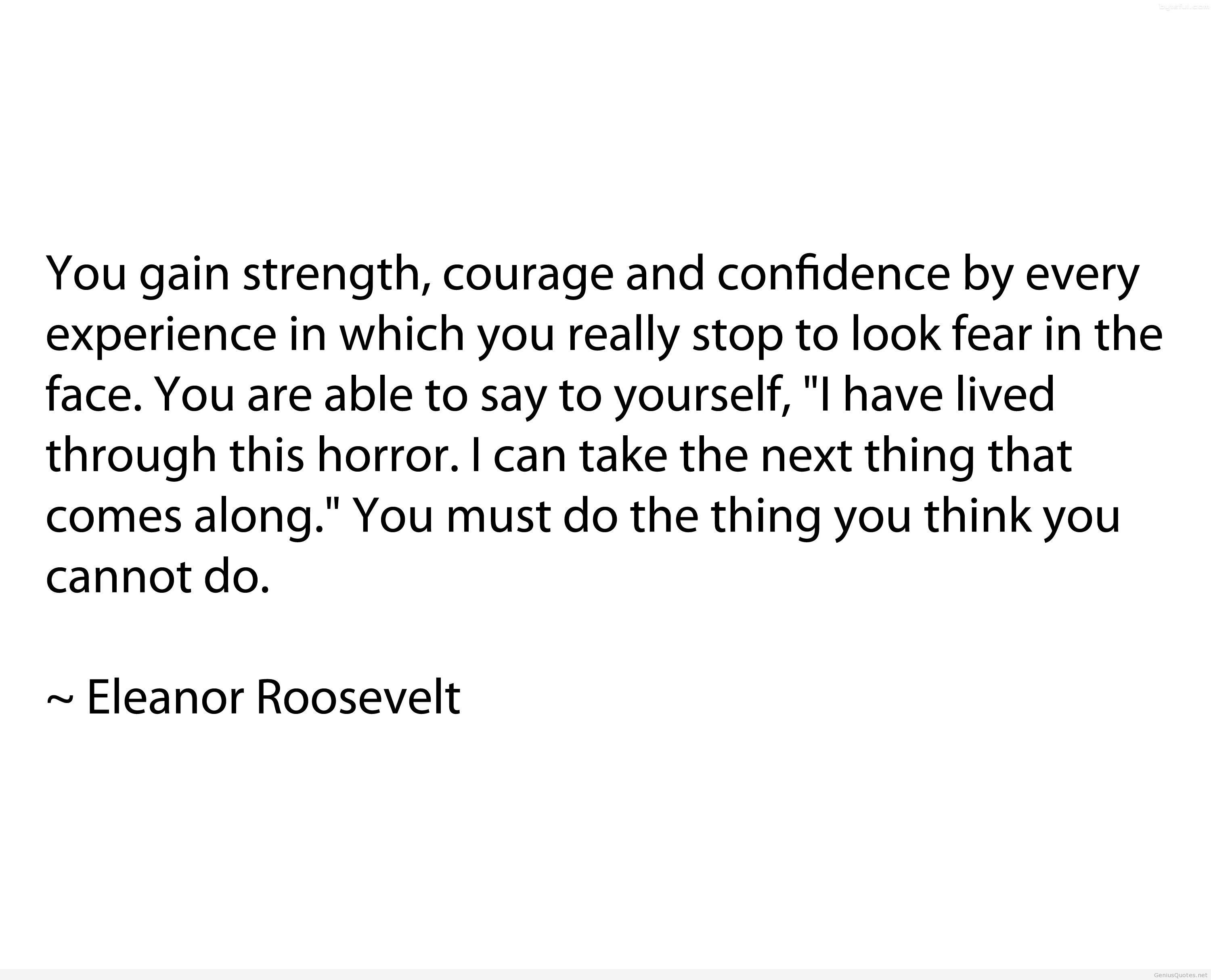 Quotes Eleanor Roosevelt Genius Quotes  Part 843  Lotus  Blossom Inspiration  Pinterest