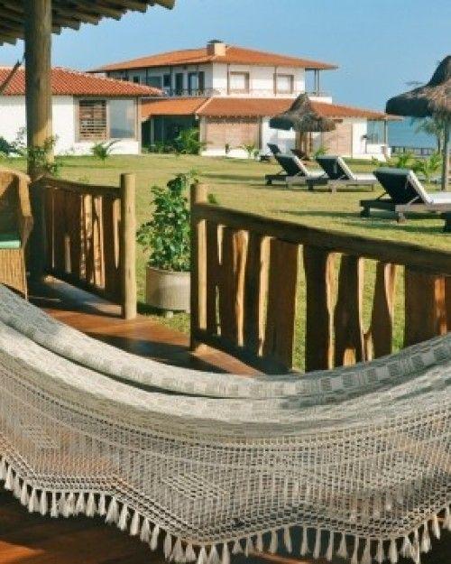 Hotel Vila Selvagem - Maceio, Brazil #Jetsetter #JSHammock