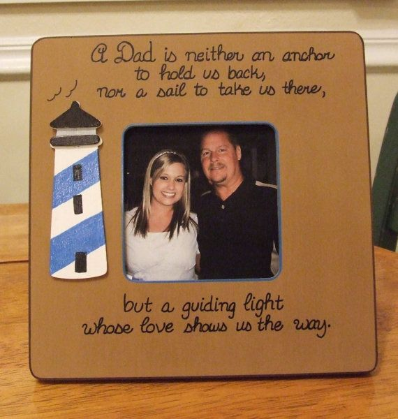 Personalized Gift For Dad From Daughter From Son Picture