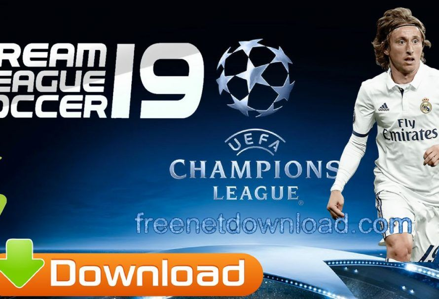 Dream League Soccer 2019 Ucl Dls 19 Android Download League Game Download Free Soccer