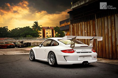 How Big Is Your Wing Porsche Porsche Gt3 Car