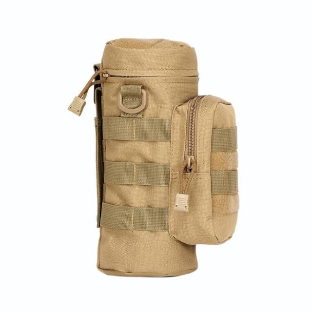 Sports & Entertainment Molle Outdoors Tactical Gear Water Bottle Pouch Kettle Waist Shoulder Bag For Army Fans Colorful Bottle Bags Climbing Bags