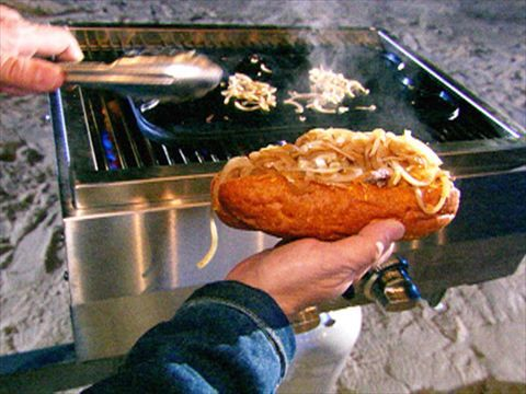 Philly Cheese Steak Sandwich Video Food Network Foodnetwork Com