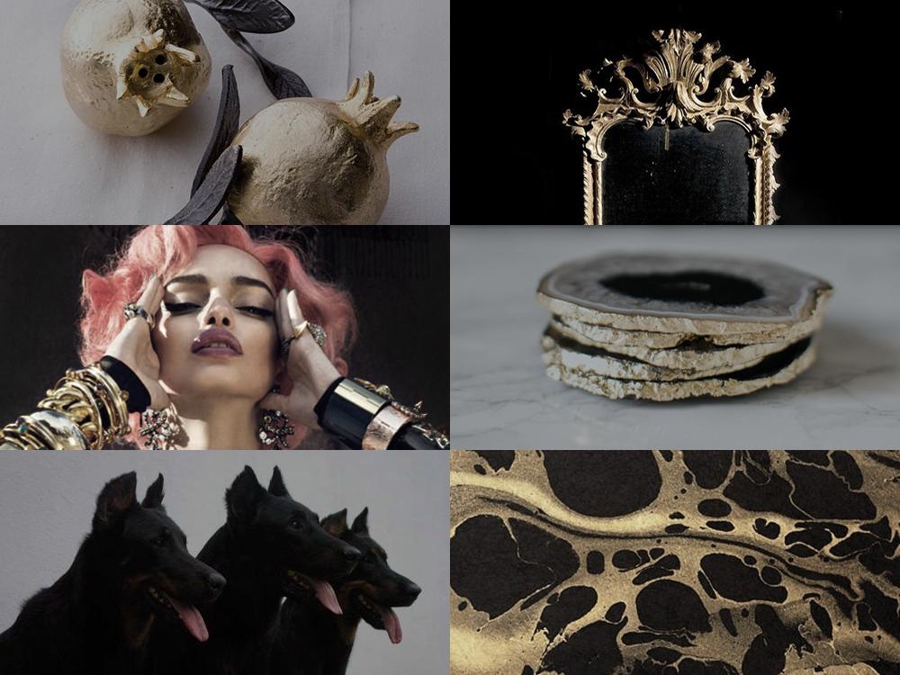 Modern Greek Mythology: Persephone, Queen Of The