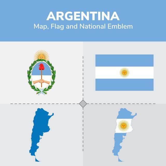 Pin By Eve Pelo Mundo On Brush Pinterest Argentina Map