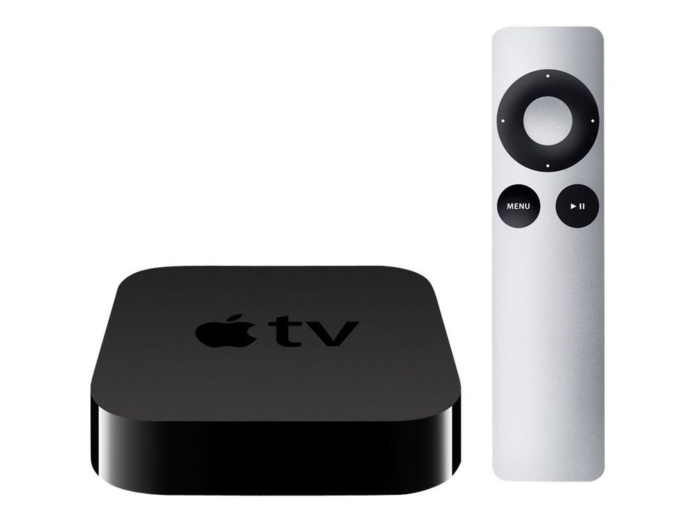 Apple TV A1469 Smart Media Streaming Player With Remote