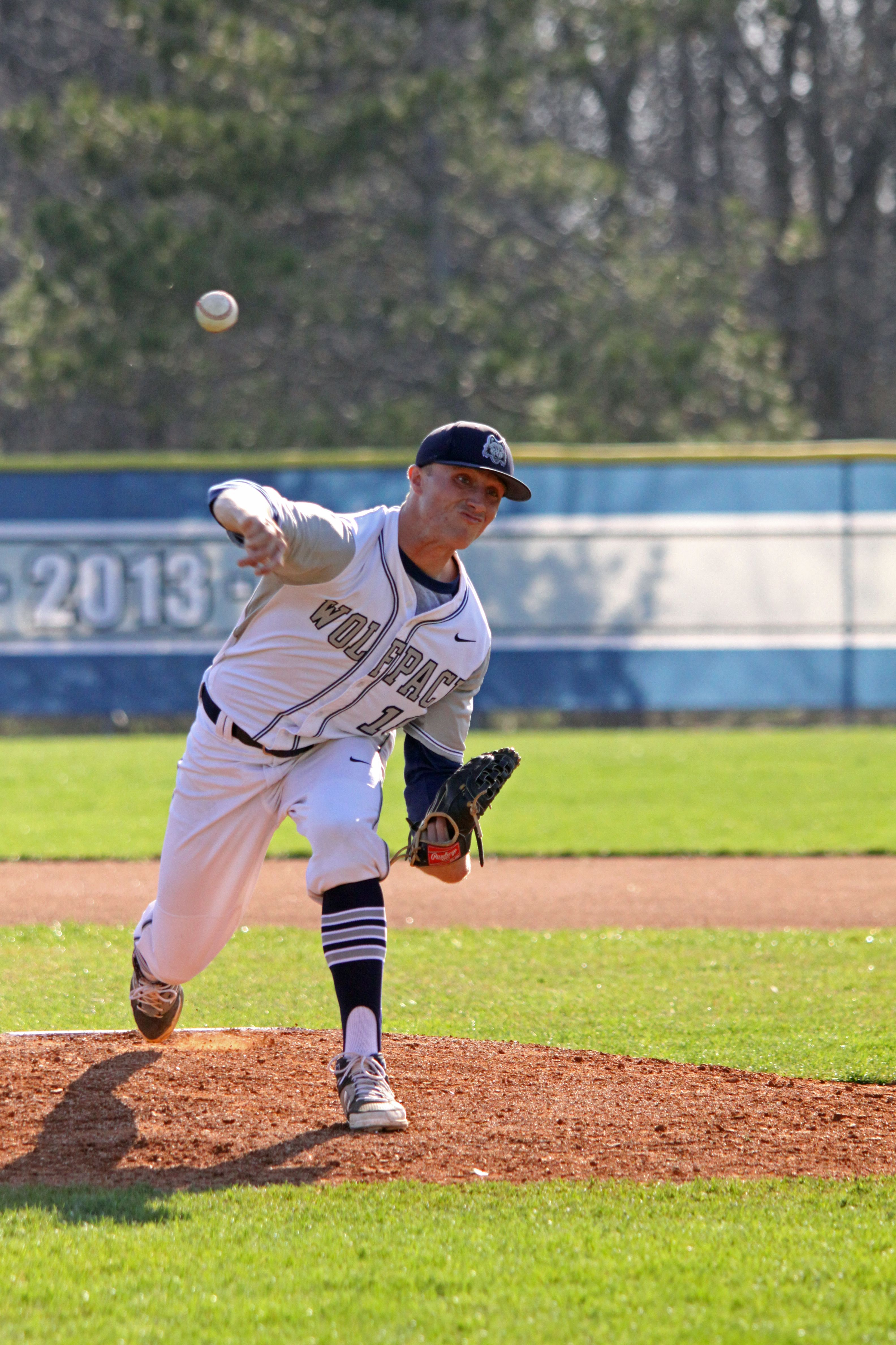 Ryne Blanton Is 10th In The Madison College Baseball Records Books With A 2 06 Era In Two Seasons Play Baseball Baseball Records Northern Illinois University