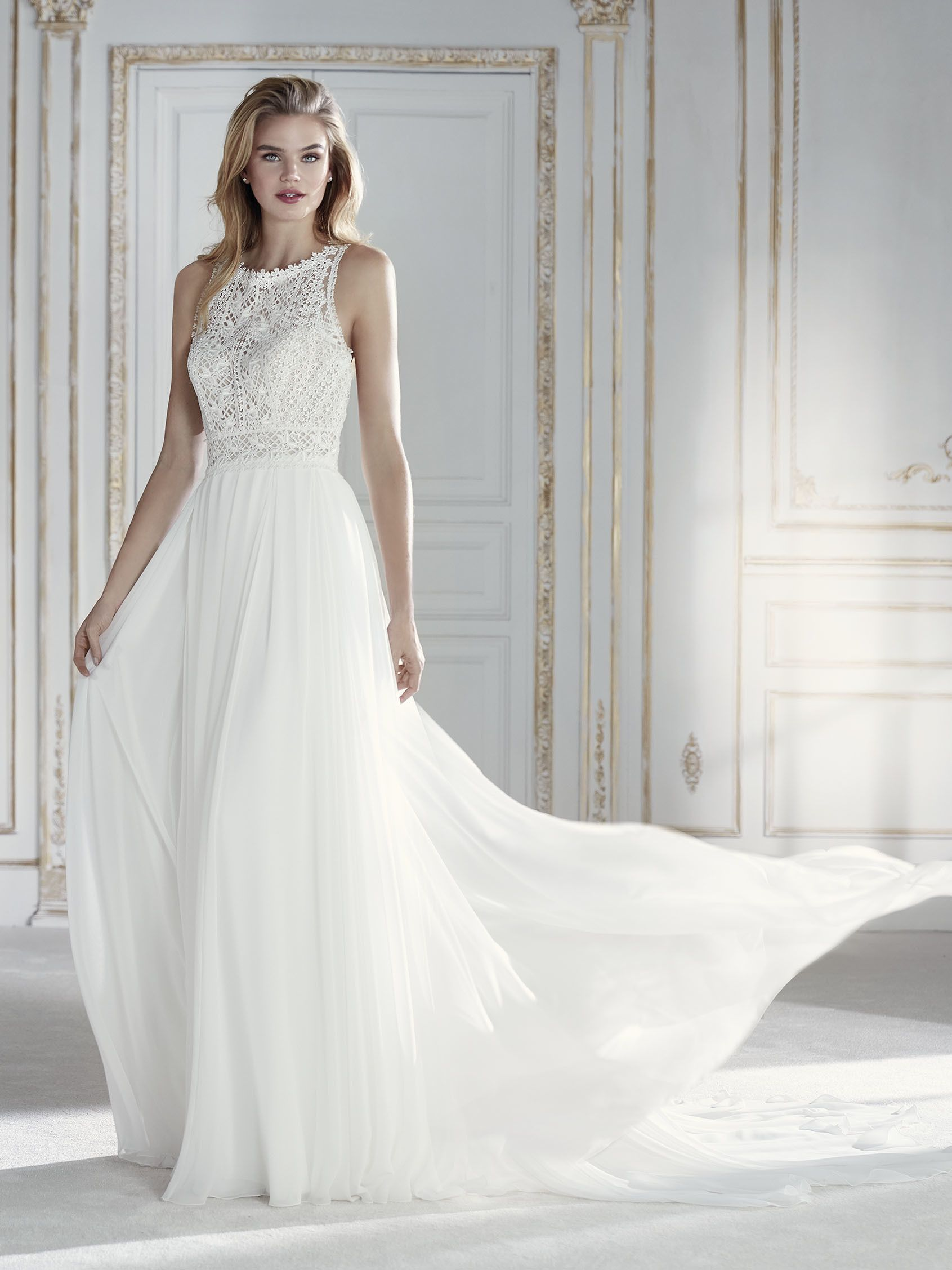La Sposa: PAMELA vintage wedding dress | Bellevue Bridal Dresses ...