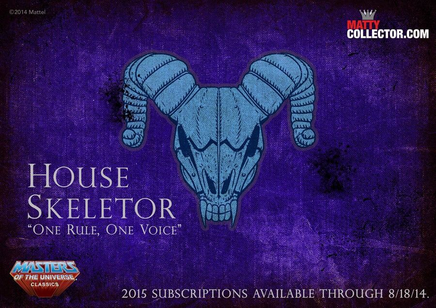 House Skeletor
