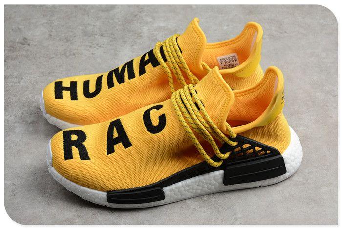 Pharrell Williams x Adidas NMD R1 HU 'Human Race