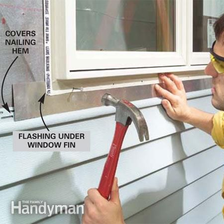 How To Install Vinyl Siding Handy Women For The Home