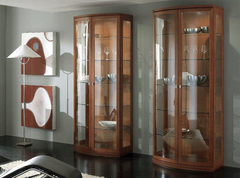 Greco Mobili ~ Modern italian curio vitrine trend by artigian mobili