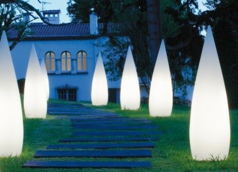 Kanpazar 150cm Garden Light Contemporary Outdoor Lighting Go Modern Furniture