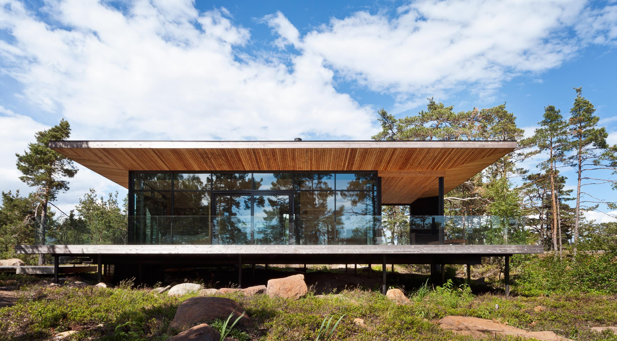 Finnish house projects