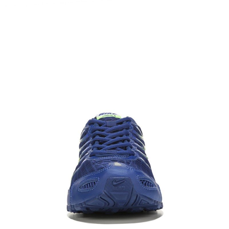 d7f4fe18b6286 Nike Men s Air Max Torch 4 Running Shoes (Navy Volt)