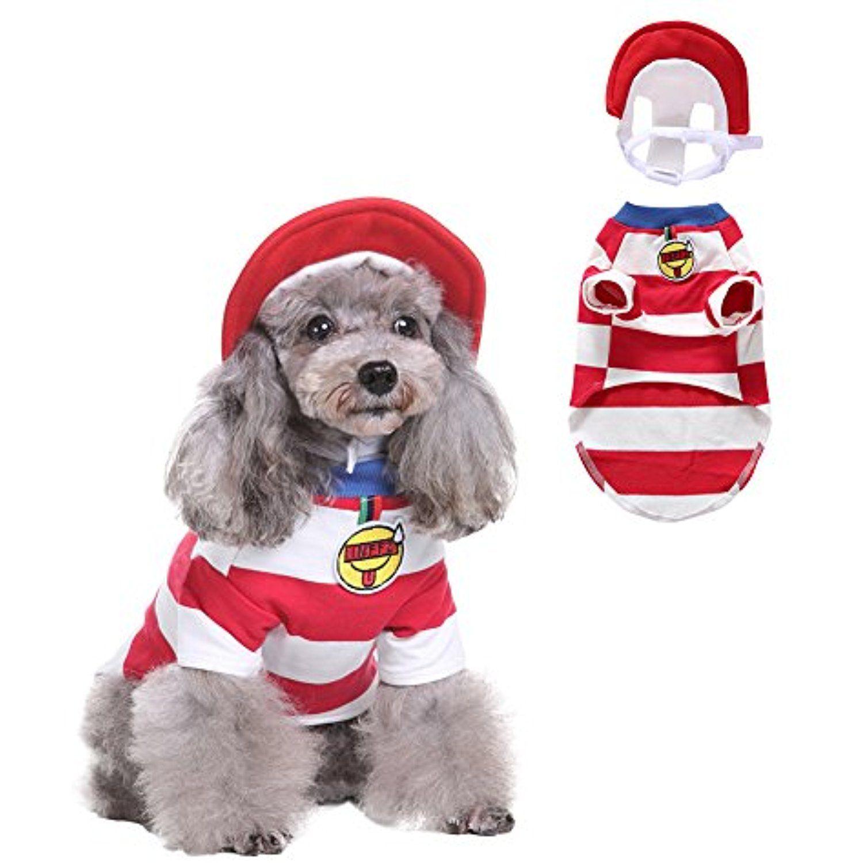 Homemade Elf Costume Ideas Christmas Dog Costume Dog Costumes