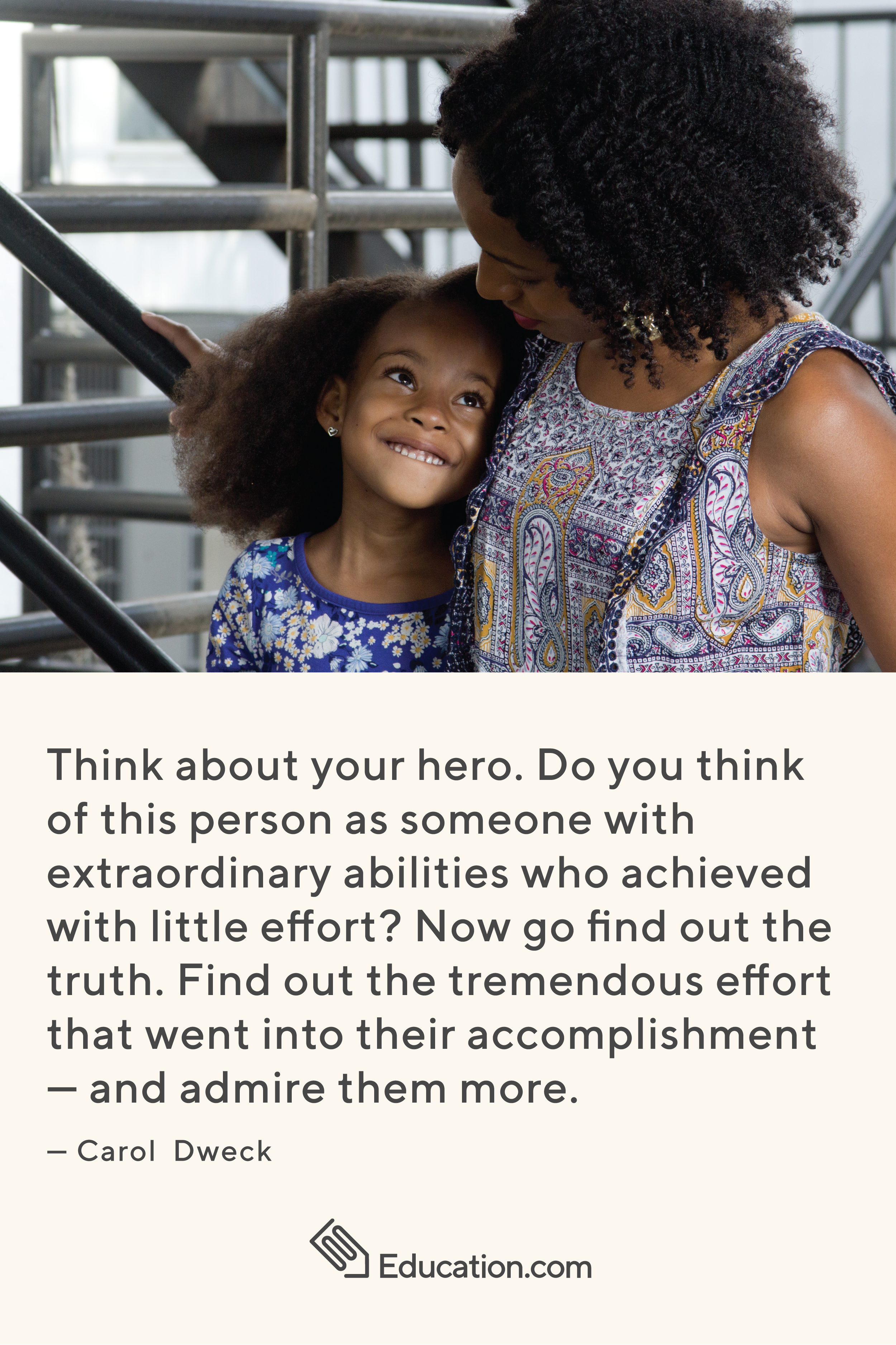 Show Kids That Everyone Needs To Work Hard To Achieve