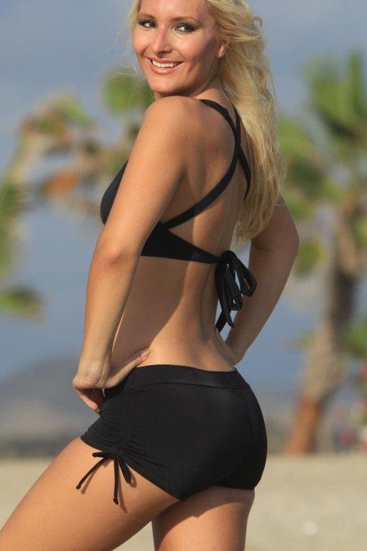 70b93e4aa8 Boy Short Bathing Suits for Women | View larger image | Fashion ...