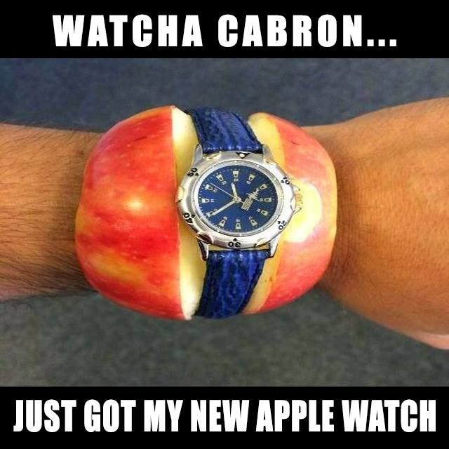 Apple Watch on a budget! Stupid memes, Crazy funny memes