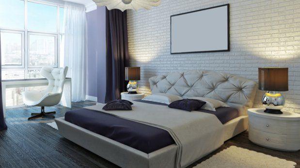 Dale calidez a tus espacios decorando con ladrillo blanco