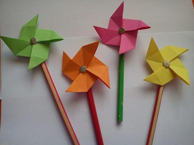 5 Langkah Cara Membuat Bunga Dari Kertas Karton Mudah Dengan