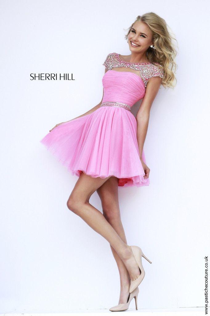 Fantástico Sherri Precios Vestidos De Fiesta Colina Imagen - Ideas ...